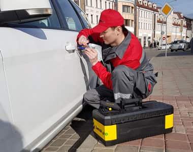 вскрытие машины в Одинцово